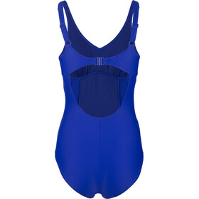 speedo Vivienne Clipback Maillot de bain 1 pièce Femme, blue